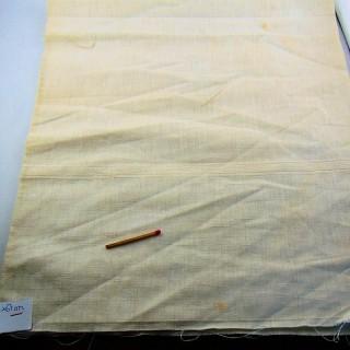 Tissu en mélange lin 66 cm de large
