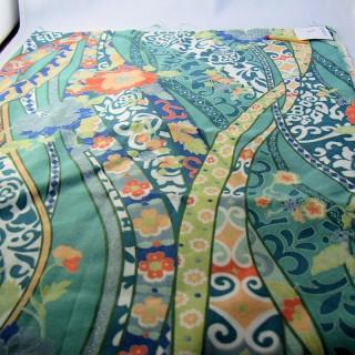 Coupon coton léger ameublement 150cmx60 cm