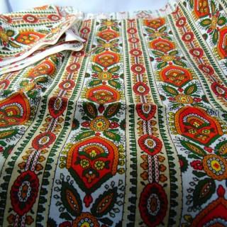 Coupons coton épais ameublement nappe 125x170cm
