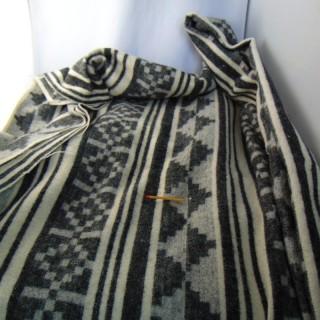 Soft wool fabric 120 cm x150 cm