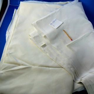 Cupón de repeticiones sintéticas de 90 cm de ancho