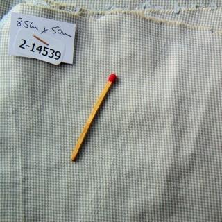 Coupon coton fin à petits carreaux 85 cmx 50 cm