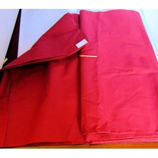 Tissu coton fin uni au mètre 70 cm de large