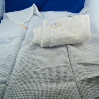 Toalla vieja de mano de panal de algodón 45 x 75 cm