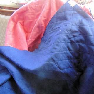 Coupon moletonné coton doublé en jersey 150 cm