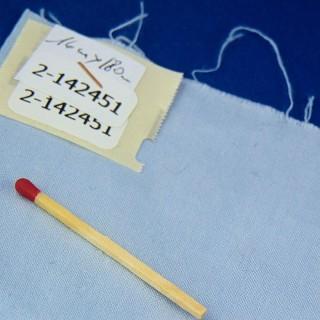 Large-width fine cotton strip 16 x 180 cm
