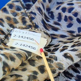 Leopard sail belt band 45 cm x 130 cm