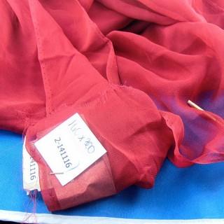 Tela de seda paño de velo por el medidor