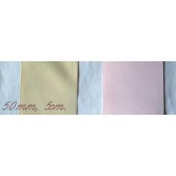 Silk ribbon 5 cms,