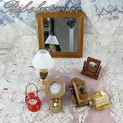 Bibelots, décor