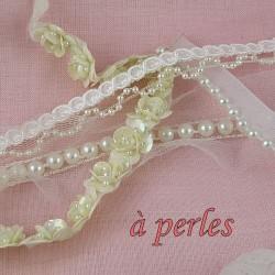 avec perles,