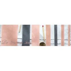 rubans satin soie véritable de 0,5 à 5cm