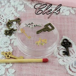 Key doll size