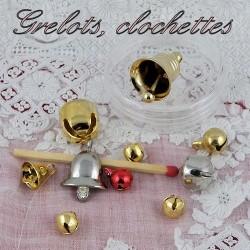 Bells mini, jingles liberty miniatures.