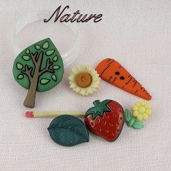 Naturaleza, plantas, botánico