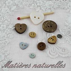 Materias naturales