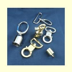 Swivel EyeClasps, Bolt Snap, bag accessoiries