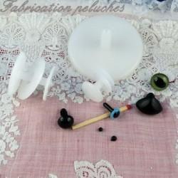 Fabrication poupée et peluche