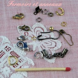 Fermoirs bijoux