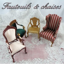 Chaise & fauteuil