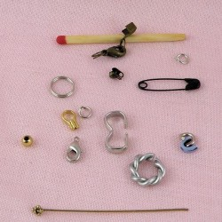 Apprêts bijoux