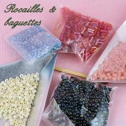 Perles rocailles
