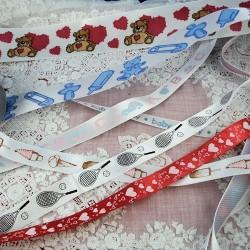 Fantasia satin ribbons