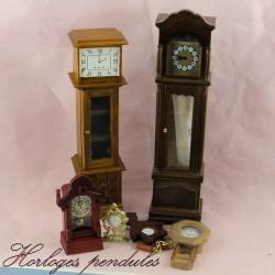 Relojes péndulos