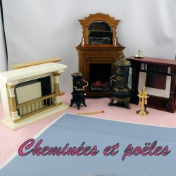 Chimney and stoves