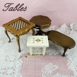 Livingroom tables