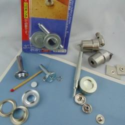 Nelken- und Druckhaltungswerkzeuge