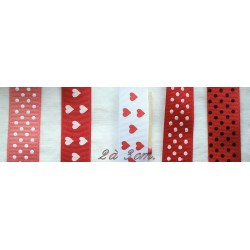 Grosgrain ribbon 2,3cm