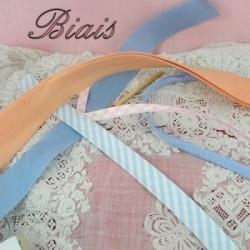 Bias ribbon