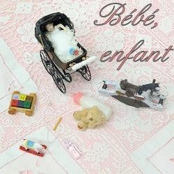 Miniatures bébé