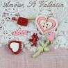 Love angels, Cupid, Valentine day