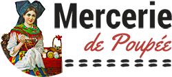 Mercerie de poupée logo
